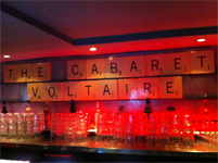 Cabaret Voltaire Scrabbled