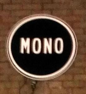 Mono Glasgow
