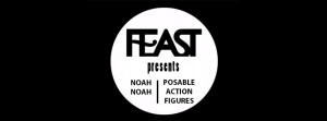 FEAST COVER - NOAH -NEW